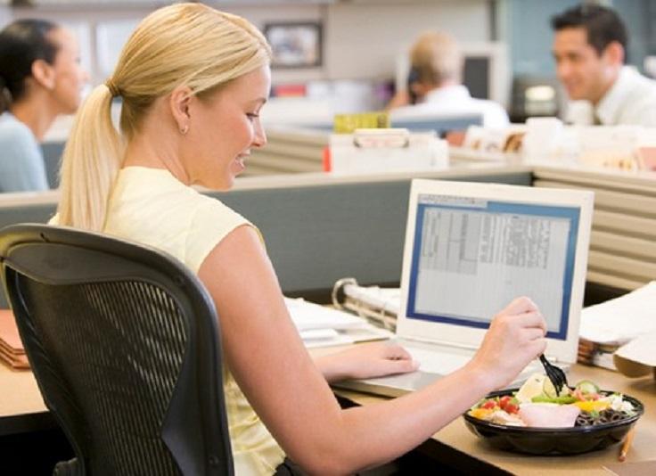 Tips Diet dapoerkita Untuk Pekerja Kantoran